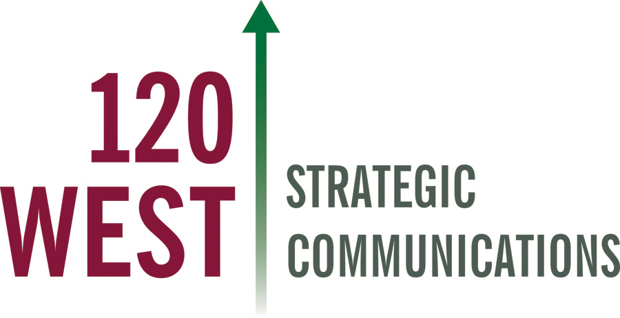 120 West Strategic Communications Logo