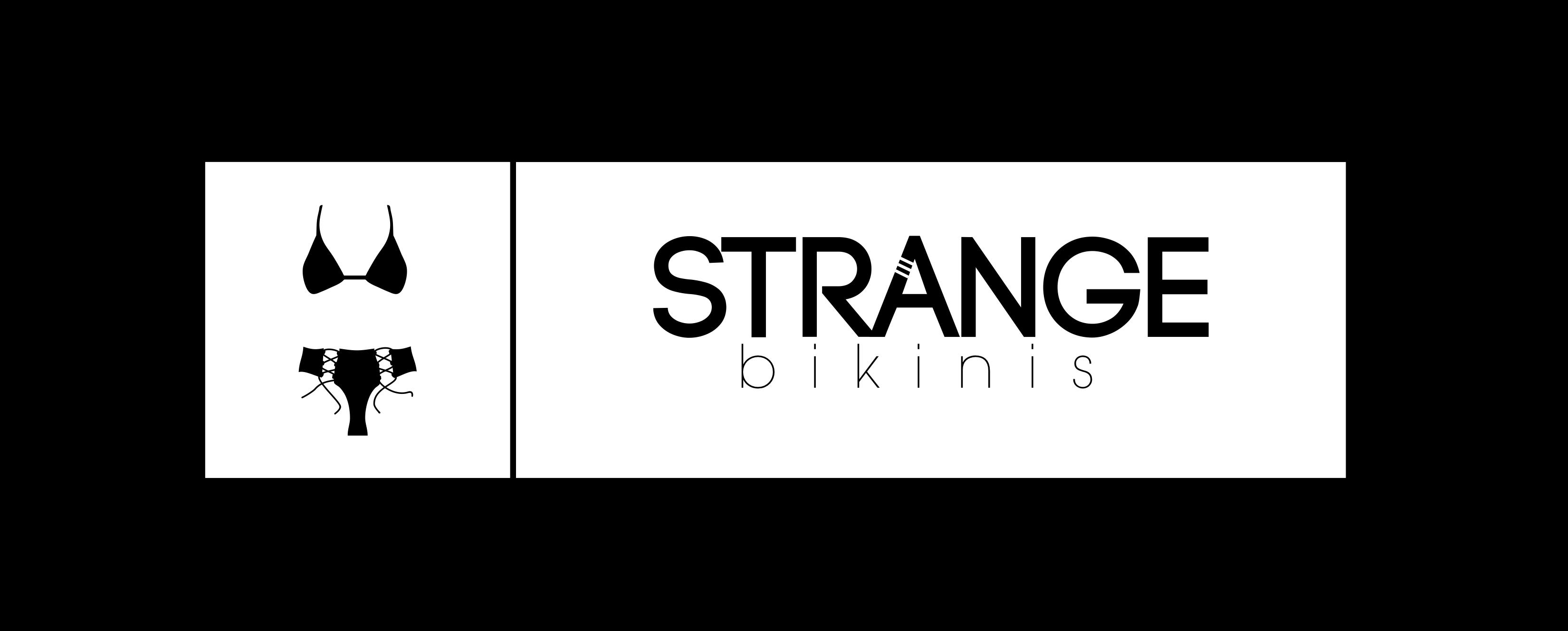 Strange Bikini Logo